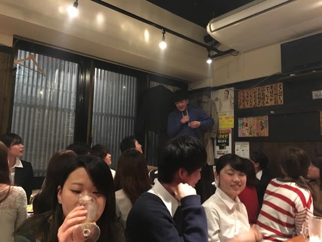 吉田ゼミの活動 2017年4月6日